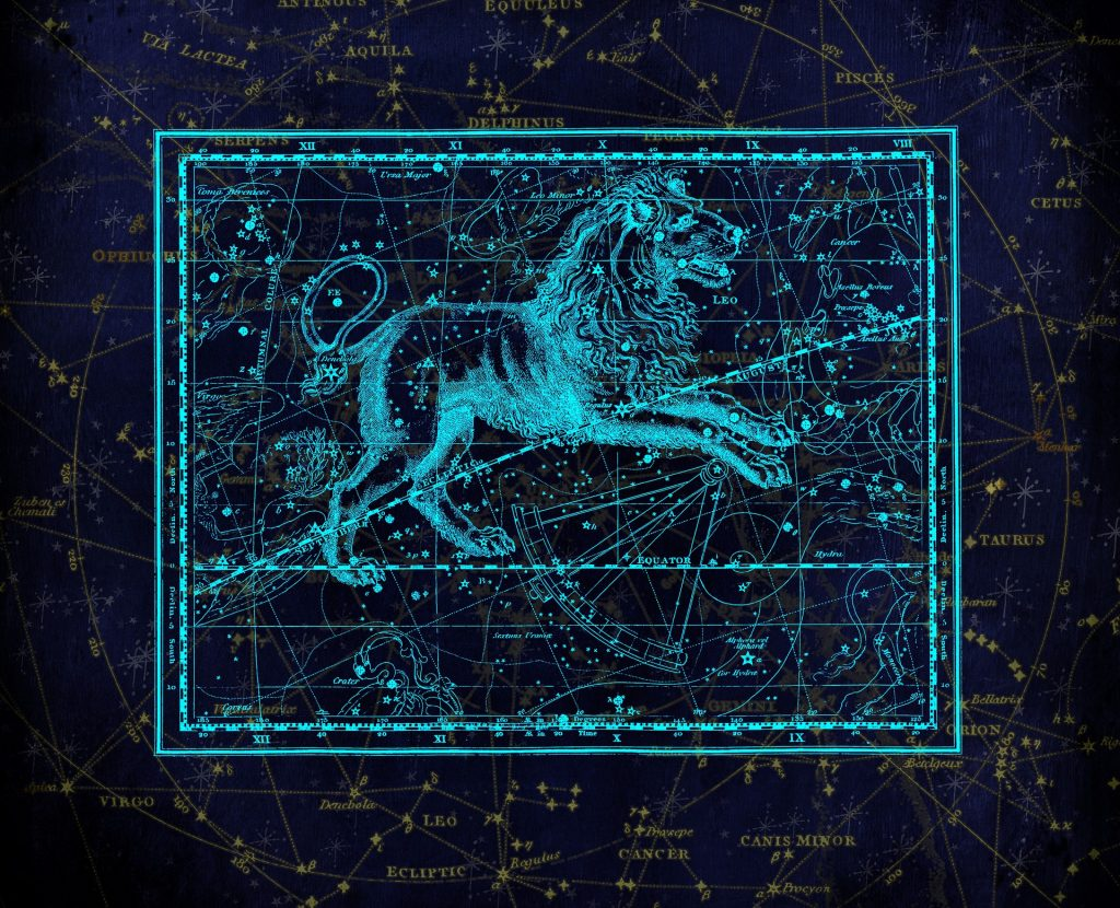 Longing for Leo Or: Spin the Tale on the Zodiac