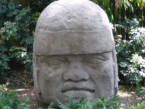 Robbing Native American Cultures: Van Sertima's Afrocentricity and the Olmecs