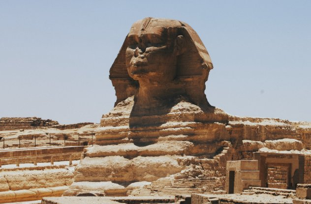 Age of the Sphinx