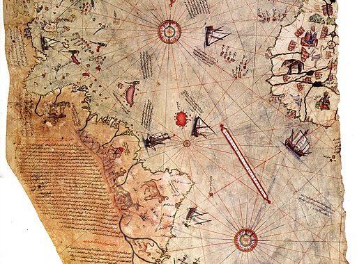 Fingerprints of the Gods Re: Piri Reis Map