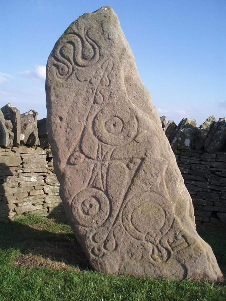 Language on the Fringe – Pictish Stones!