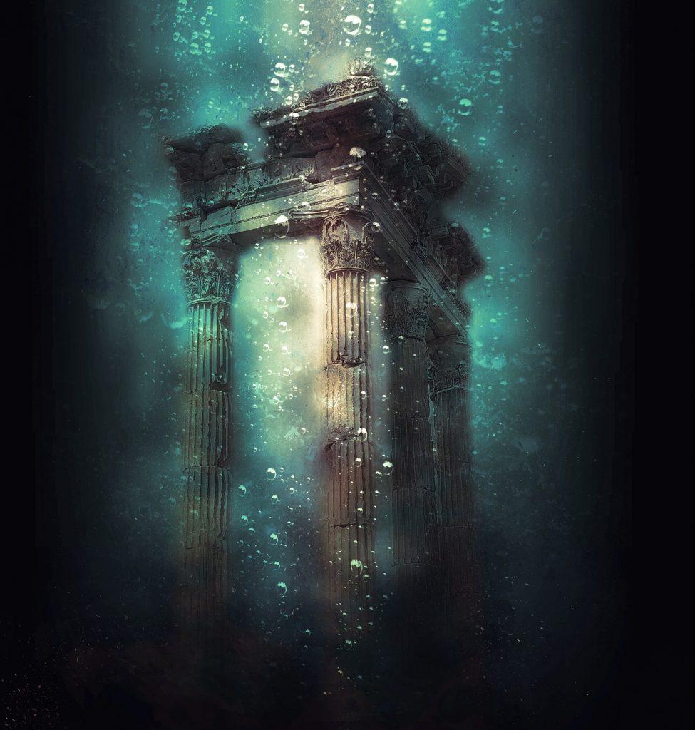 Bimini Columns