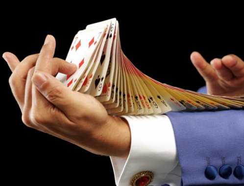 Pick a Card, Any Card – How Hancock Finds Precessional Numbers
