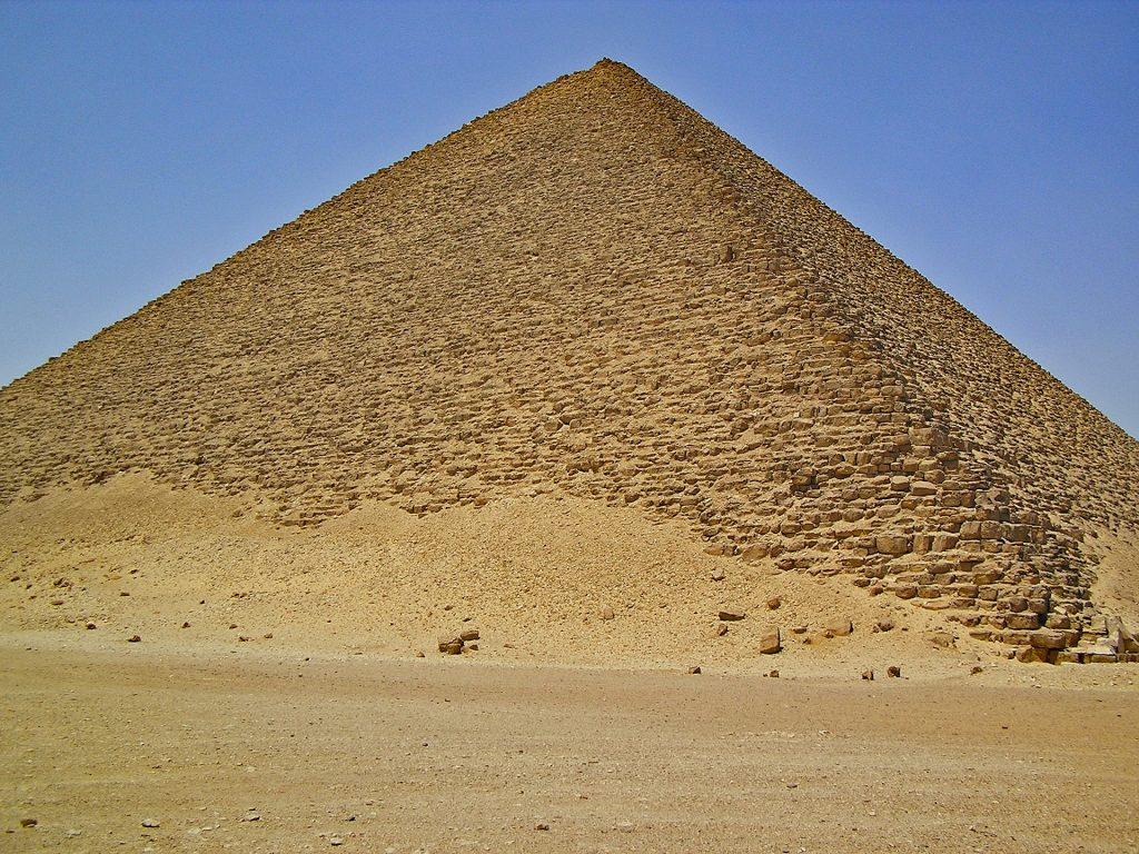 Aldebaran and the Dashour Pyramids
