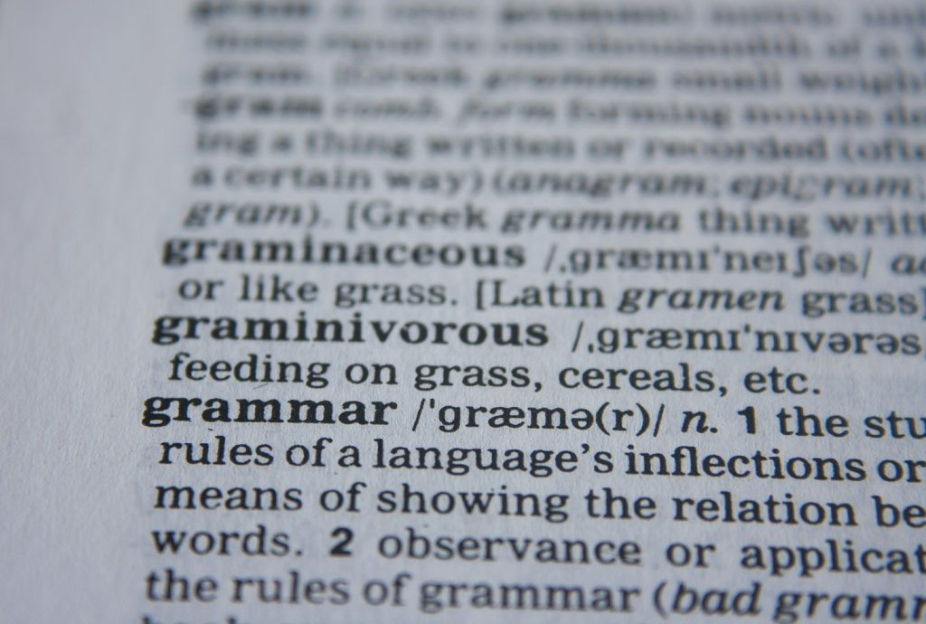 Language on the Fringe 6 – No such thing as grammar?