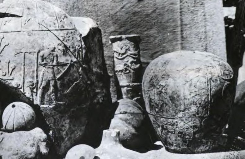 The Narmer Macehead and Related Objects
