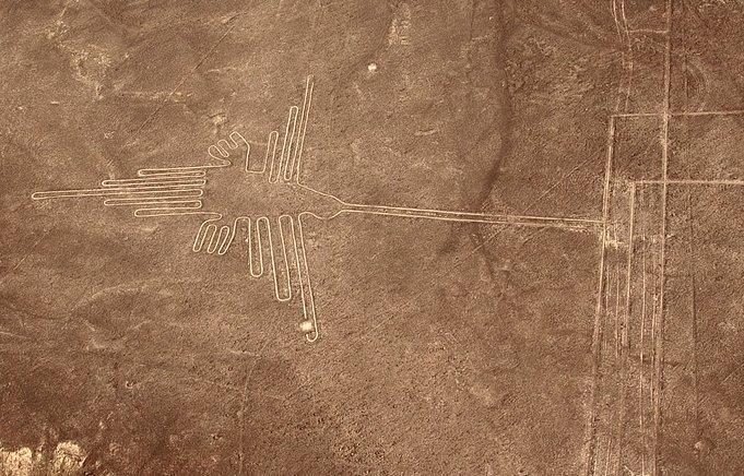 Grounding the Nazca Balloon