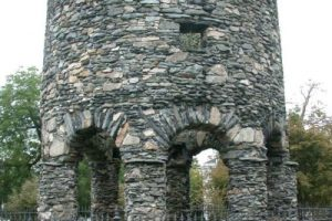 The Newport Tower and the Plowden Petition