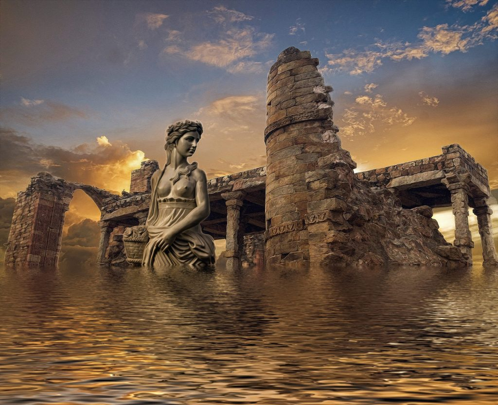 The Rise & Fall Of Atlantis And The Mysterious Origins Of Human Civilization (Book Review)